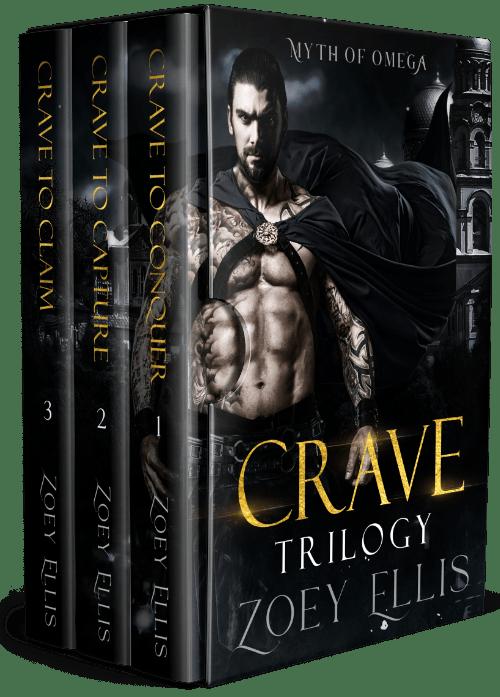 Myth of Omega: Crave Trilogy