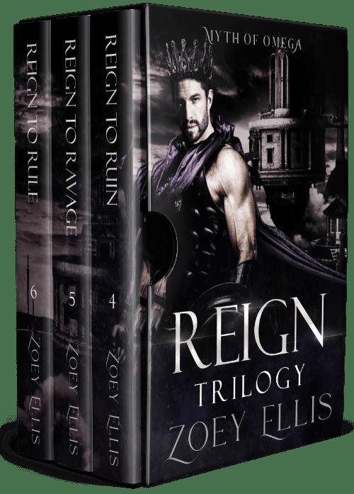 Myth of Omega: Reign Trilogy